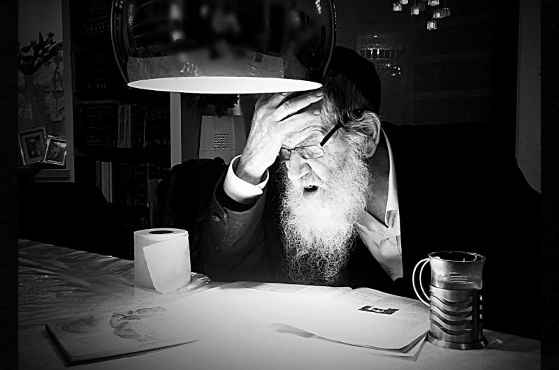 בצל המשפיע הדגול: הסופר ר' זלמן רודרמן מביא זיכרונות מאביו