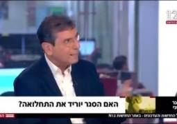במהלך ראיון בערוץ 12 קרא פרופ'גבי ברבש, מצאצאי אדמו