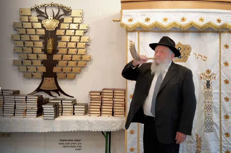 אחרי שיצא לשליחות מפתיעה בהנובר, הרב ניימרק בראיון מיוחד