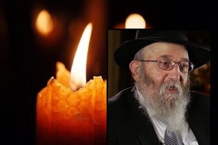 השליח והמחנך: בפנסילבניה נפטר הרב אפרים רוזנבלום ע