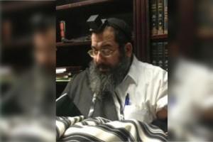 ברוך דיין האמת: ר' שמואל עומר, השליח בעמנואל ואריאל - נפטר