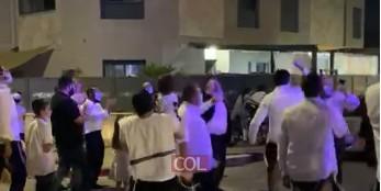 רקדו בלילה ברחוב: טעימה משמחת בית השואבה ברחובות נחלת הר חב