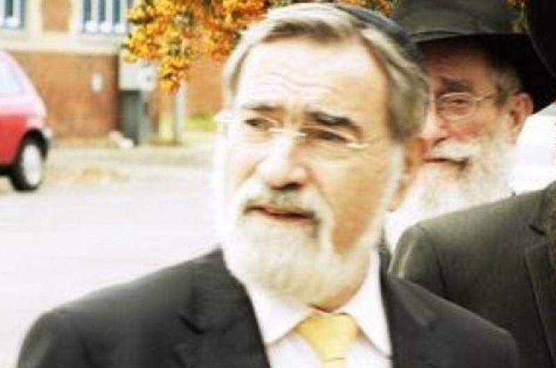 הרב יונתן זקס, לשעבר רבה של בריטניה, חולה במחלה הארורה
