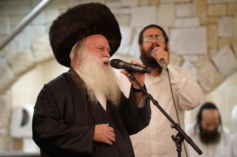 שיר מהאלבום האחרון של ר' דוד רפאל בן עמי ז
