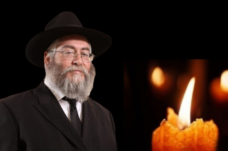 אבל במילאנו: נפטר השליח הרב חיים משה מרדכי שייקביץ ע