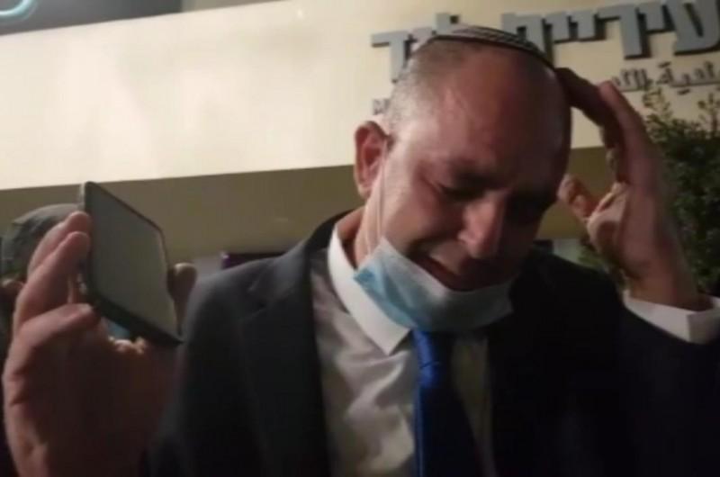 ראש העיר שוחח עם הרב ביטון ופרץ בבכי: