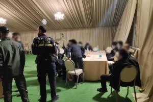 המשטרה פיזרה אתמול חתונה שהתקיימה בכפר חב