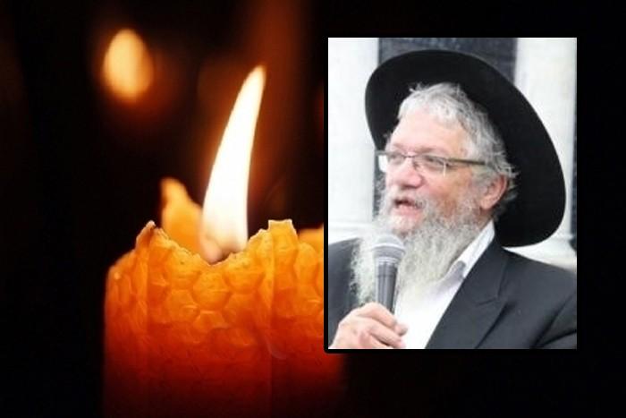 אבל כבד: נפטר השליח והמשפיע הרב אברהם שמואל בוקיעט ע