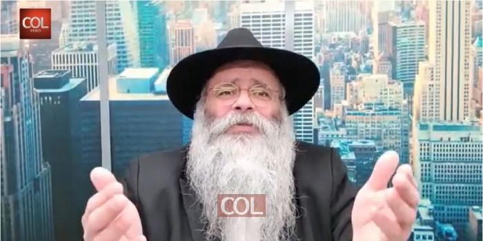 מסר לפרשת תרומה ושבת 'זכור' עם הרב קלמן וינפלד. צפו