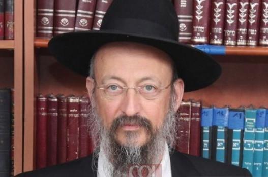 הדיין הרב בוגרד:
