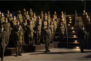 'אני מאמין': כך חתמו חיילים חב