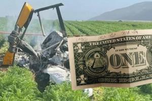 המסוק התרסק: החוקרים הגיעו לבית ההרוג ושלפו דולר של הרבי