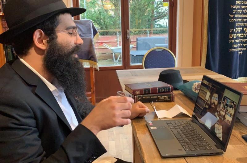 מאות ילדים דוברי עברית מרחבי תבל בכינוס התעוררות וירטואלי