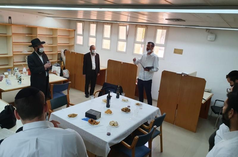 לראשונה: כולל תורה וחסידות הוקם ב'קמפוס לב' בירושלים