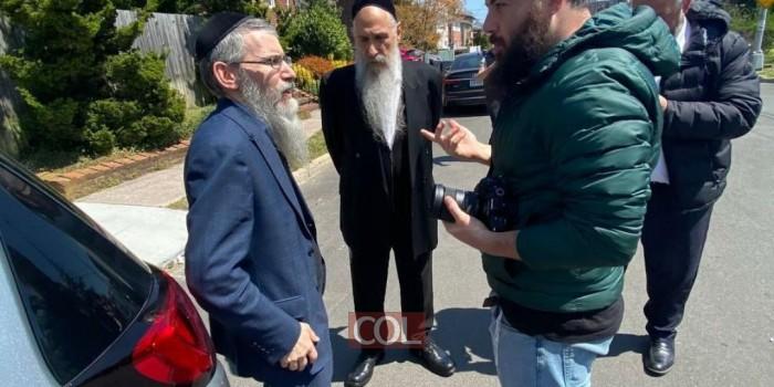 מרדכי בן דוד ואברהם פריד נרתמו לסייע לקמפיין