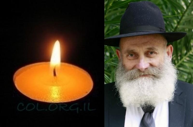מלבורן: נפטר שליח הרבי הרה