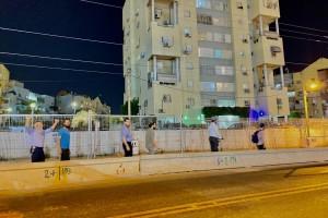 הערבי יצא מהבית וירה לעברנו צרור: החב