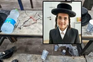 """ההרוגים באסון בקרלין: מאיר בן 13 ומרדכי בנימין בן 23 ז""""ל"""