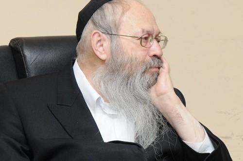 הרב בלוי מאשים: