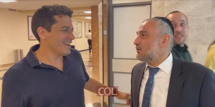 בכנסת: אבוטבול מחמיא לשיקלי על הראיון שהעניק ל'כפר חב