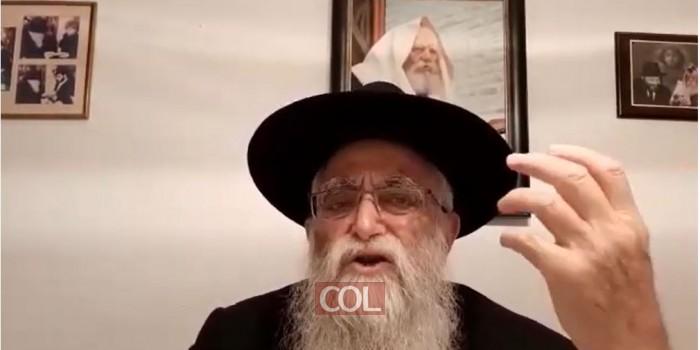 כיצד נהפוך אפר לפאר? פרשת 'דברים' מאת הרב יוסף הרטמן. צפו