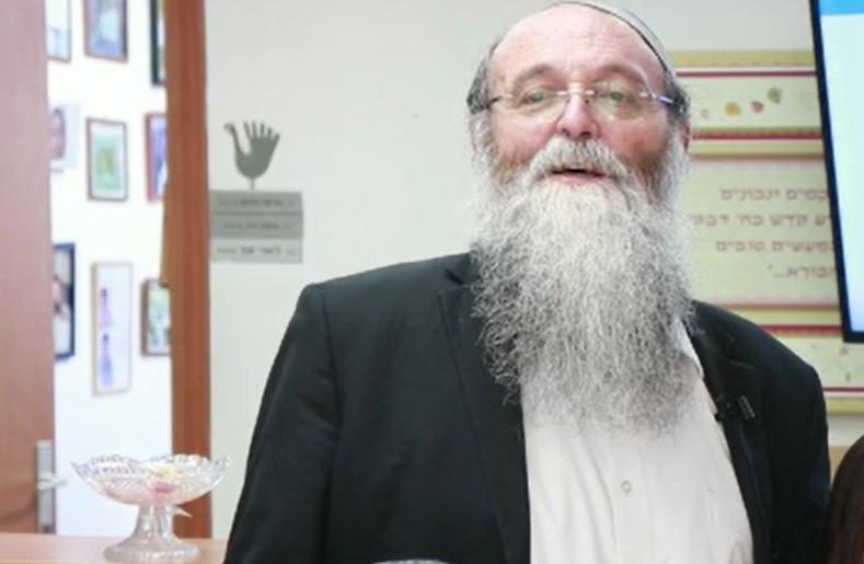 צפו: הרב מנחם בורשטיין בקריאה חשובה