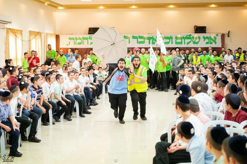 הכי גדול בארץ: 471 חיילים ב'גן ישראל' ארץ הקודש. צפו בגלריה