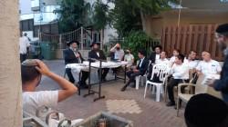 צפו: הרב ישראל אברג'ל שליט