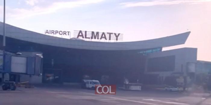 ברוכים הבאים לאלמטי: מטוס נוסעים ייעודי שינע המוני חסידים מארה