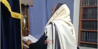 הרב מרדכי (מוטי) שיינר, רב וגבאי ראשי בבית הכנסת חב