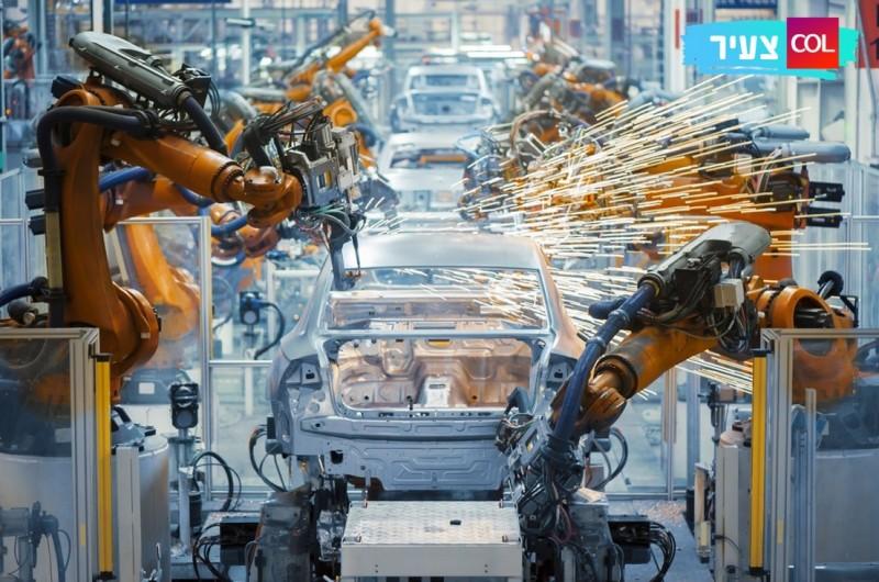 ככה מייצרים במפעל את הרכב שאתם נוסעים בו • צפו
