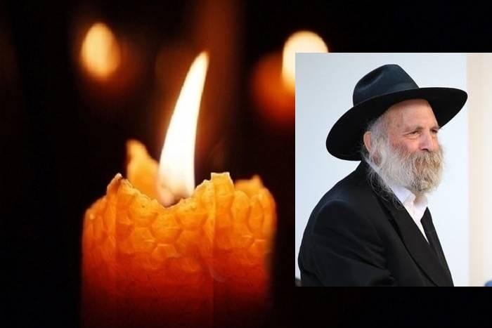שליח הרבי באלון מורה: בשבת נפטר הרב יהודה רובין ע