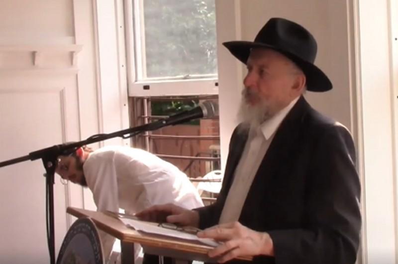 כך לומדים גמרא אליבא דהלכתא: הרב לוין הדריך את אורחי תשרי