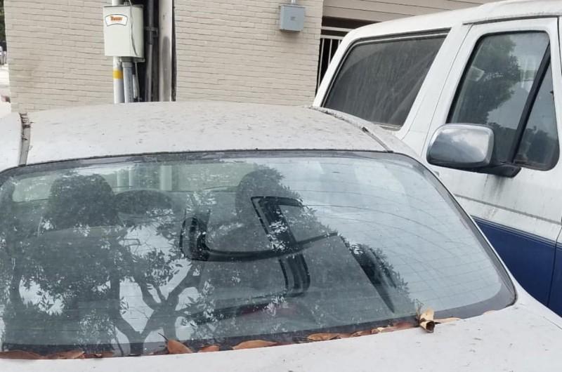 כתובות נאצה אנטישמיות על רכבו של השליח בסנטה מוניקה