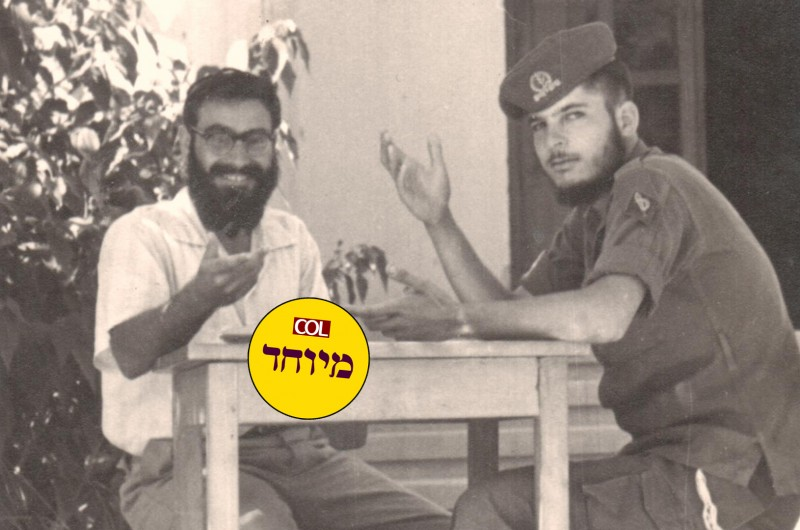 תחנות חיים משותפות: 64 שנות ידידות נקטעו לפתע