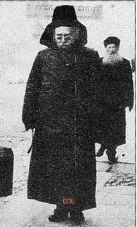 אביו, רבי שמריהו נח מבאברויסק