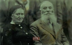 הרב משה הורנשטיין והרבנית חיה מושקא