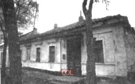 בית הרב מאיר שלמה ינובסקי בו נערכה הברית