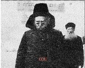 רבי שמריהו נח מבאברויסק